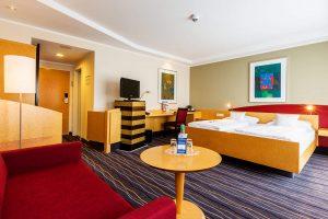 Doppelzimmer Business Badezimmer Hotel buchen