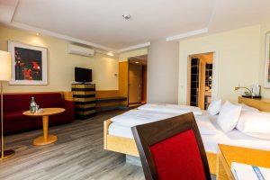 Doppelzimmer Businessclass buchen Göttingen Parkhotel Ropeter