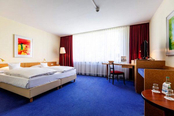 Doppelzimmer Göttingen Parkhotel Ropeter