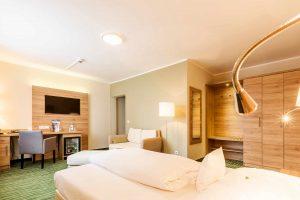 Einzelzimmer buchen Hotel Parkhotel Ropeter