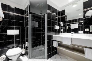 Einzelzimmer Business buchen Göttingen Badezimmer