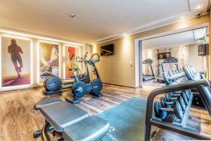 Fitness Möglichkeiten Hotel Tagungen Parkhotel Ropeter