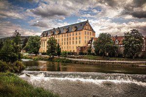 Göttingen Welfenschloss Hotelzimmer buchen Parkhotel Ropeter