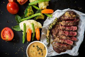 gutes Essen Restaurant Parkhotel Ropeter