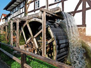 Mühle Ebergötzen Hotelzimmer buchen Parkhotel Ropeter