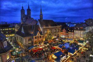 Weihnachtsmarkt Göttingen Hotelzimmer Parkhotel Ropeter